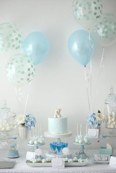 Being a baby shower hostess doesn't have to be stressful! Relax, put your feet up, and get ready to host the cutest baby shower party ever! By the time you are done here, you will have all of the tools… Continue Reading → Baby Shower Cakes, Deco Baby Shower, Cute Baby Shower Ideas, Simple Baby Shower, Beautiful Baby Shower, Baby Shower Decorations For Boys, Baby Shower Parties, Baby Shower Themes, Baby Boy Shower