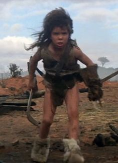 Who doesn't love a Feral Kid? Mad Max The Road Warrior Ghost Movies, Sci Fi Movies, Action Movies, 80s Movie Characters, Fantasy Characters, Charlize Theron, Mad Max Costume, Mad Max 2, Post Apocalyptic Movies