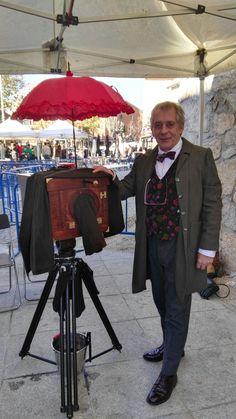 Fotógrafo Minutero. Juan Pablo Minguillón