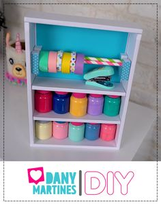 Diy Crafts For School, Diy Crafts For Gifts, Cute Room Decor, Decoupage, Recycling, Desk, Random, House, Cool Crafts