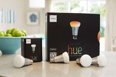 hue, personal wireless lighting by Philips