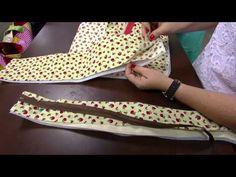 Veja como fazer uma linda mochila para a criançada
