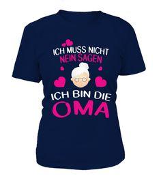 """Klicke auf """"BESUCHEN"""" um zum Shop zu gelangen. Exklusiv nur bei TEE-Chimp. Schlage jetzt zu!!! Großmutter, Großeltern, Erziehung, Enkelkinder, Oma lustig, Geburtstagsgeschenk, Omi, Omma, coolsten, Familie, Oma lustig, Oma and opa, geschenkideen Oma, Oma werden, Oma Shirt, Oma zitat, Oma sprüche, geschenke Oma, Oma liebe, danke Oma, Oma enkel, liefste Oma, weihnachtsgeschenk Oma Best Gifts For Mom, Gifts For Family, Granny Gifts, Granny Love, Grandma Quotes, Mothers Day Shirts, Baby Quotes, Parent Gifts, Grandma And Grandpa"""