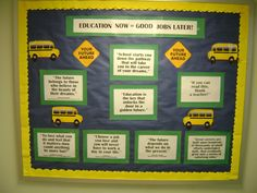 High School Bulletin Boards for job search | Elementary Counseling Blog: Bulletin Boards
