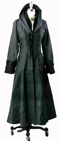 Anna Karenina Persian Lamb Coat, Victorian Trading Co.
