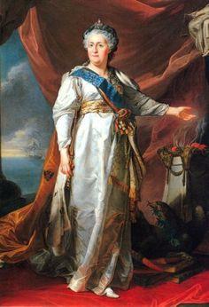 Екатерина II (Великая)