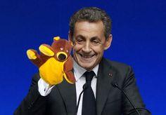Nicolas Sarkozy Round Sunglasses, Mens Sunglasses, Politicians, Round Frame Sunglasses, Men's Sunglasses