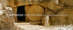 Download or listen to 5 sermons from Alistair Begg about Christ's Resurrection.
