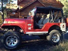1969 Jeep CJ-5 1B6E92 - OwnersList.Net