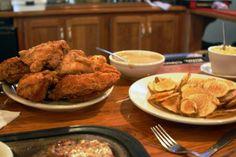 Stroud's Pan Fried Chicken, KCMO