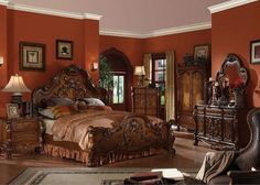 Bedroom Sets Henderson Nv shop for a cindy crawford marisol park king brown 5pc panel