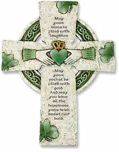 Irish blessing!