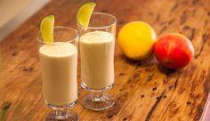 Indian Mango and Cashew Yoghurt Lassi - Good Chef Bad Chef