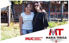 """Promoviendo """"EL CAMBIO"""" en la localidad de CERRITO departamento de Presidente Hayes (Chaco Paraguayo)."""