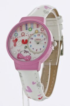 SCATTERED HEART WATCH , $55.5