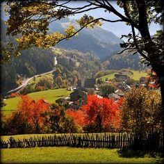 the Alps. Italy