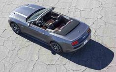 2015 Ford Mustang Convertible Full Review, Specs, Performance, Features, & Images