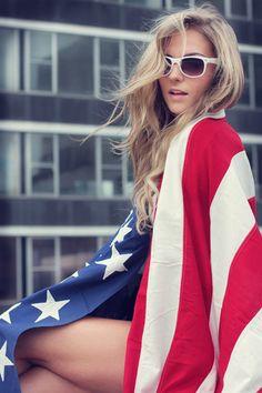 patriotism is always in style