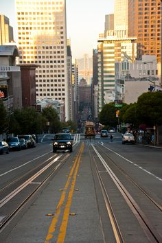 San Fran as the sun goes down by Clive Hollingshead, via 500px