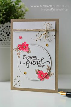 Stampin' Up! Suite S