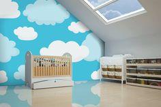Niebiańsko http://www.fototapeta24.pl/browser.php?action=getSearchResults&language_id=11&words=83766245&x=0&y=0 #homedecor #fototapeta #obraz #aranżacjawnętrz #wystrój wnętrz #decor #desing #kidsroom #babyroom #kids #kidsinteriors #kidsroomdecor