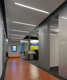 Focal Point - infinite linear recessed light fixture