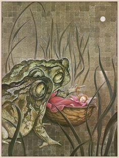 Thumbelina by Arlene Graston