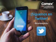 Somos tus aliados para hacer de tus sueños una realidad. Síguenos en Twitter @comexmexico  #ComexPinturerías