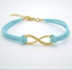 Love this infinity bracelet