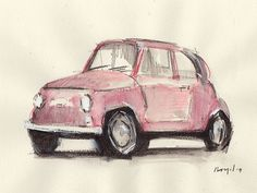 Check out our online inventory for the best prices on new FIAT and other used cars. 2012 Fiat 500, New Fiat, Chrysler Dodge Jeep, Quick Sketch, Watercolor Sketch, Retro Chic, Colorful Drawings, Drawing Sketches, Used Cars