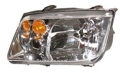 2002-2005 Volkswagen Jetta Headlamp w/o Fog Lamp LH