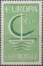 Monaco - Europa / CEPT 1966