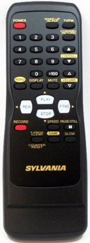 3af5224e5c9 This remote control is compatible with the following SYLVANIA models   SRC21134