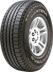 Buy Used Goodyear Fortera HL - at online store Tires For Sale, Goodyear Tires, All Season Tyres, Cool Ties, Vehicles, Car, Wheels, Amazon, Accessories