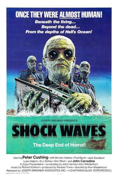 Shock Waves, interessante Horror con Peter Cushing