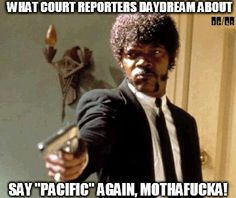 Court Reporting, Stenography.
