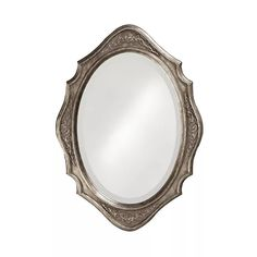 Howard Elliott - Trafalga Mirror Wedding Mirror, Wood, Floral, Style, Swag, Woodwind Instrument, Timber Wood, Flowers, Trees