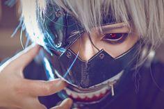 Tokyo Ghoul Kaneki ken cosplay