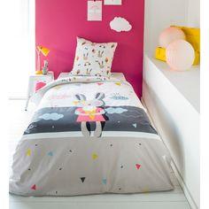 Detské posteľné obliečky so zajačikom MISS BUNY Toddler Bed, Furniture, Home Decor, Stream Bed, Child Bed, Decoration Home, Room Decor, Home Furnishings, Home Interior Design