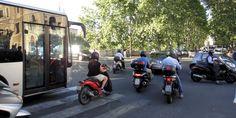 Hadde jeg bodd i Roma, skulle jeg også kjørt scooter...
