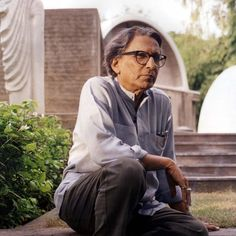 Balkrishna Doshi named 2018 Pritzker Prize Laureate. Image Courtesy of VSF