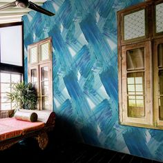 Plato Wallpaper by aoi yoshizawa | FEATHR™  GBP119 for 10m roll