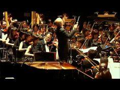 "From ""Joe Hisaishi in Budokan - Studio Ghibli 25 Years Concert Joe Hisaishi, Trailers, Main Theme, Le Havre, My Neighbor Totoro, Hayao Miyazaki, Animation Film, Studio Ghibli, Orchestra"