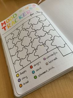 72 Simple Bullet Journal Habit Tracker Ideas You Can Start Today! – teami - 72 Simple Bullet Journal Habit Tracker Ideas You Can Start Today! Bullet Journal School, Bullet Journal Mood Tracker Ideas, Bullet Journal Banner, Bullet Journal Notebook, Bullet Journal Spread, Bullet Journal Layout, Journal Ideas, Journal Inspiration, Doodle Inspiration