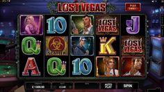 lost vegas online pokies microgaming casinos