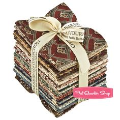 Civil War Journals Fat Quarter Bundle  Judie Rothermel for Marcus Brothers Fabrics