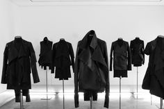 RAD — Tranclassic - For the last five years, designer Rad Hourani has been fomenting a quiet revolution in fashion, single-mindedly molding his vision for a genderless, seasonless, placeless, and shapeless (or rather, shape-changing) wardrobe. Genderless is challenging, but seasonless, a killer.