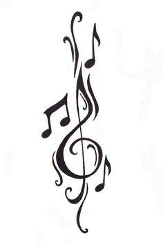 Resultado De Imagen Para Tatuajes Musica Tatu Music Tattoos