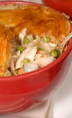 Weight Watchers Chicken Pot Pie Recipe