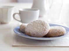 lemon nut cookies, Giada de Laurentiis